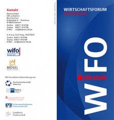 Einladung WIFO