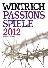 DIN A5 Heft zu den Passionsspielen in Wintrich